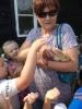 Wycieczka do gospodarstwa agroturystycznego - 2012
