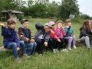 Wycieczka do Grodu Słowiańskiego w Wólce Bieleckiej - 2012